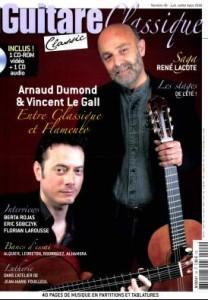 Vincent Le Gall Guitariste flamenco français Cours guitare flamenco Genève