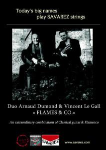 Vincent Le Gall guitariste flamenco français cours guitare Genève